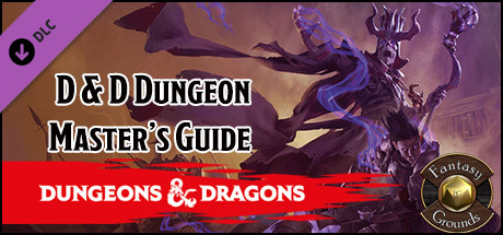 Fantasy Grounds D D Dungeon Master S Guide On Steam
