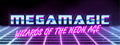 Megamagic: Wizards of the Neon Age-game