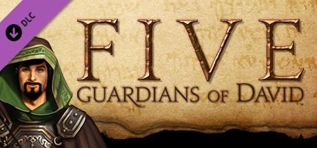 FIVE: Guardians of David Art Book