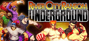 River City Ransom: Underground cover art