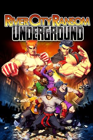 River City Ransom: Underground poster image on Steam Backlog