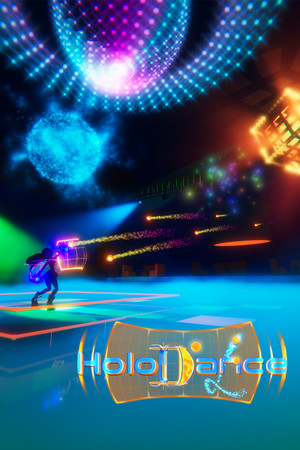 Holodance poster image on Steam Backlog