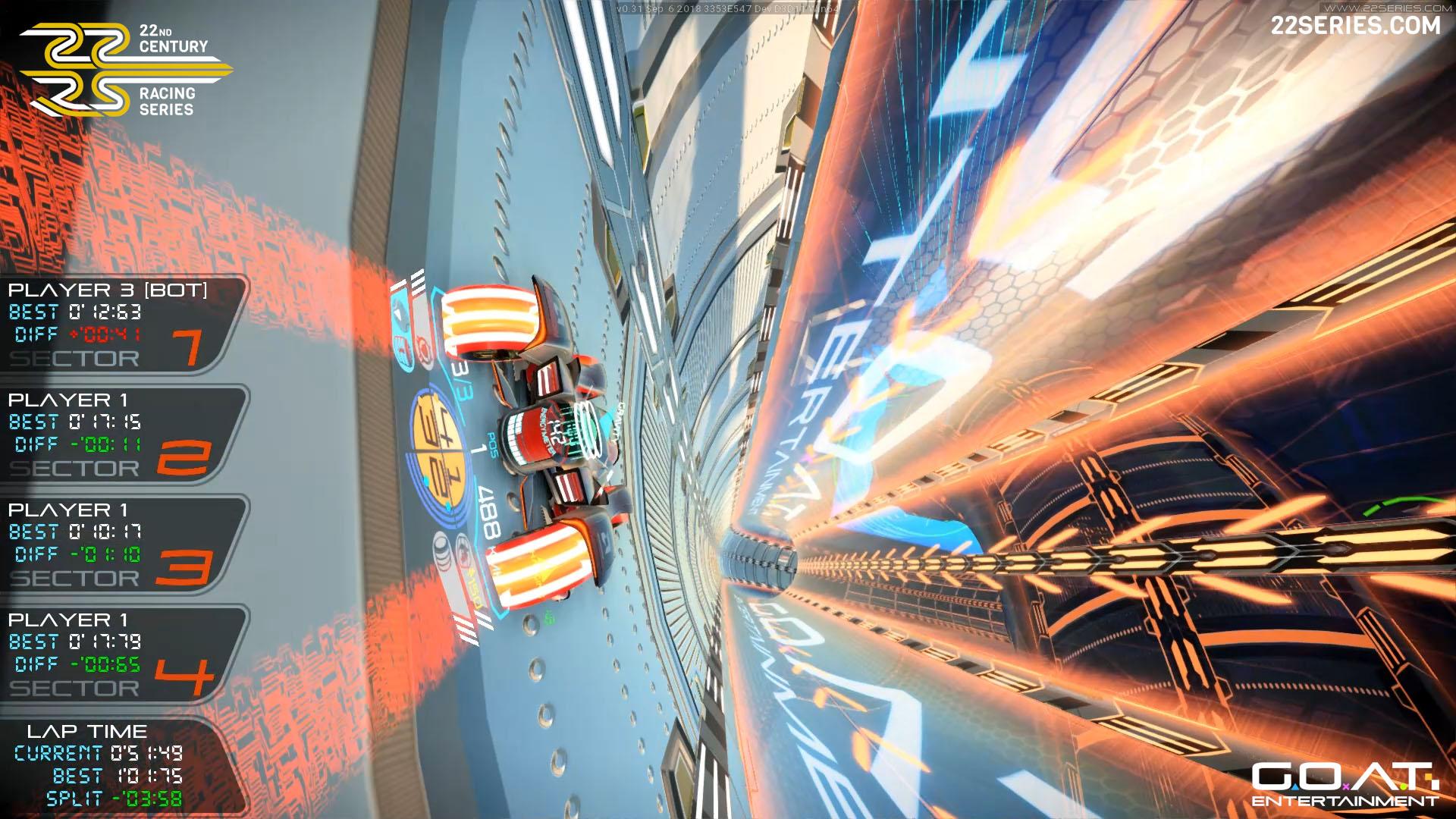 22 Racing Series | RTS-Racing a Steamen