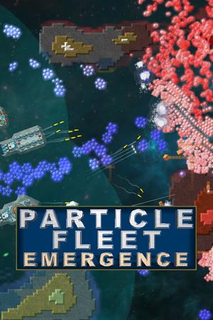 Particle Fleet: Emergence poster image on Steam Backlog