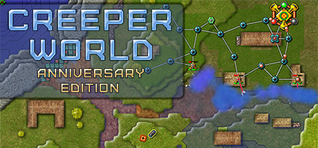 Creeper world anniversary edition on steam imagine an enemy that is everywhere and moves like a giant organic mass across the map imagine your base and your people surrounded by a blanket of gumiabroncs Gallery