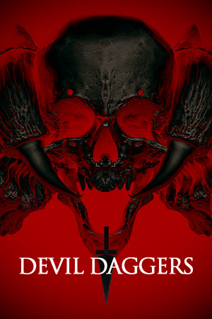 Devil Daggers poster image on Steam Backlog