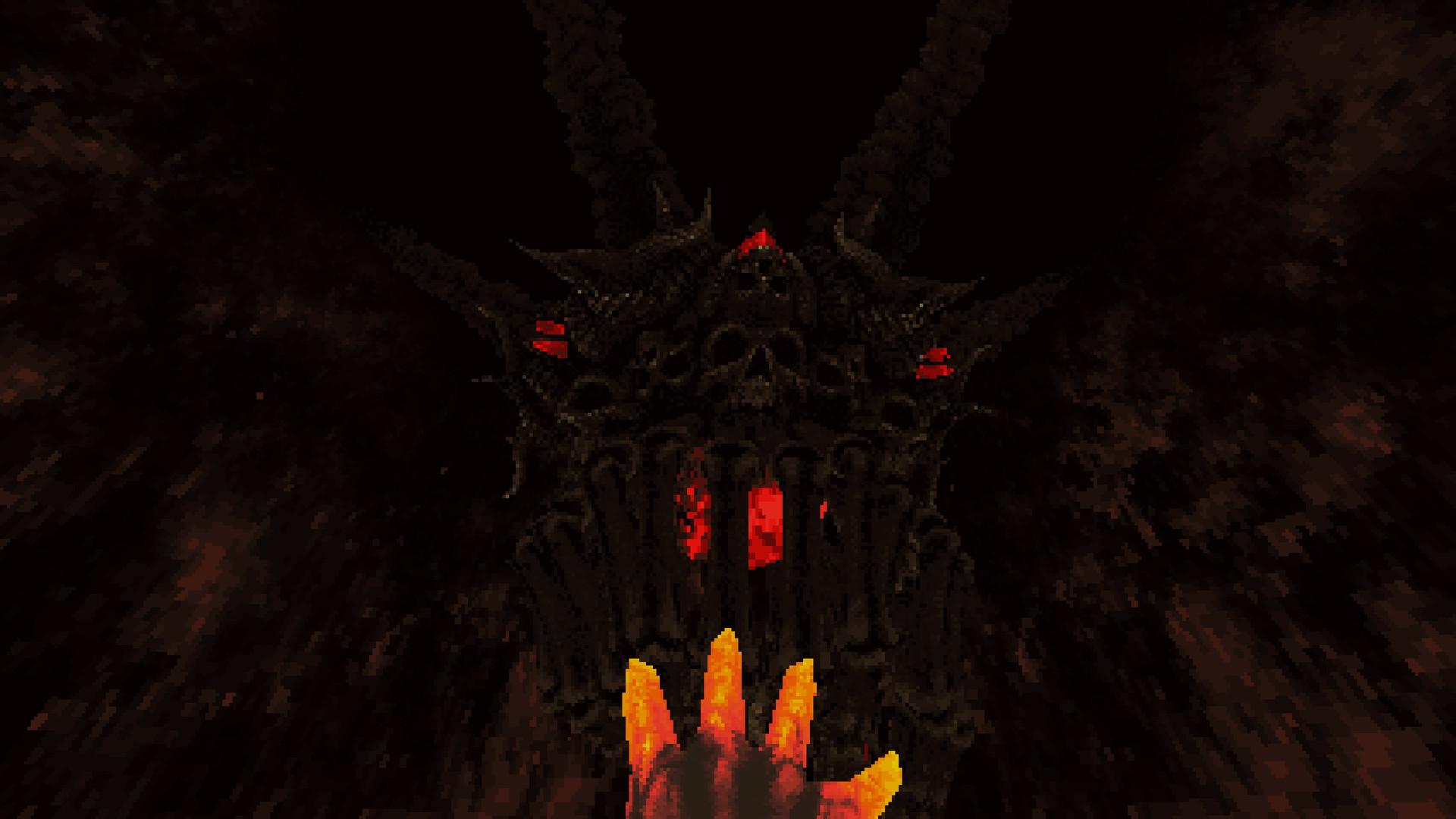 Devil Daggers Free PC Download
