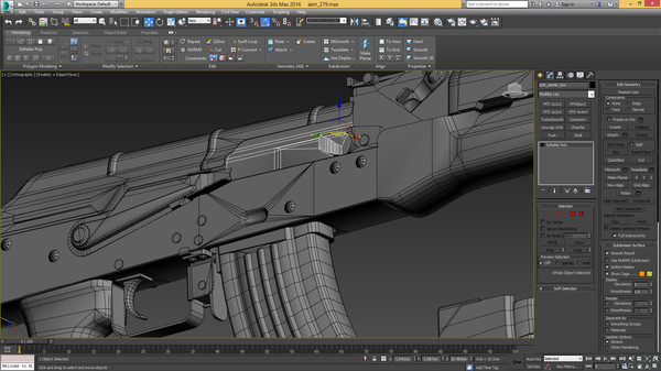 скриншот Ultimate Weapon Tutorial - Master 3D Course 2