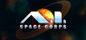 A.I. Space Corps cover art