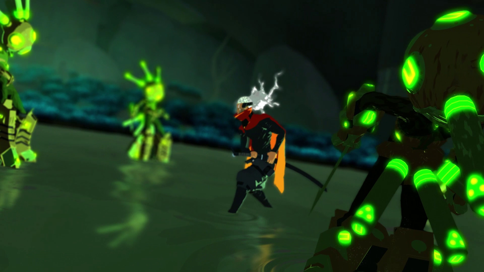 Furi Screenshot 1
