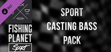 Sport Casting Bass Pack