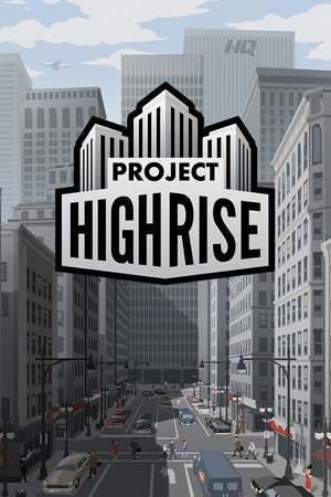 Project Highrise poster image on Steam Backlog