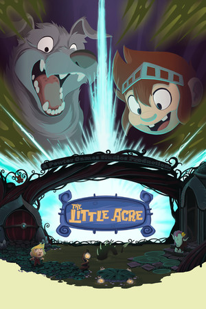 The Little Acre poster image on Steam Backlog