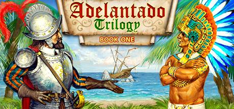 Teaser image for Adelantado Trilogy. Book one