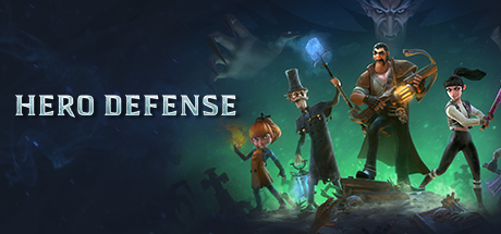 Hero Defense cover art