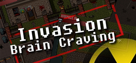 Invasion: Brain Craving cover art