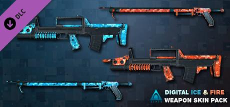 Depth - Digital Ice & Fire Pack