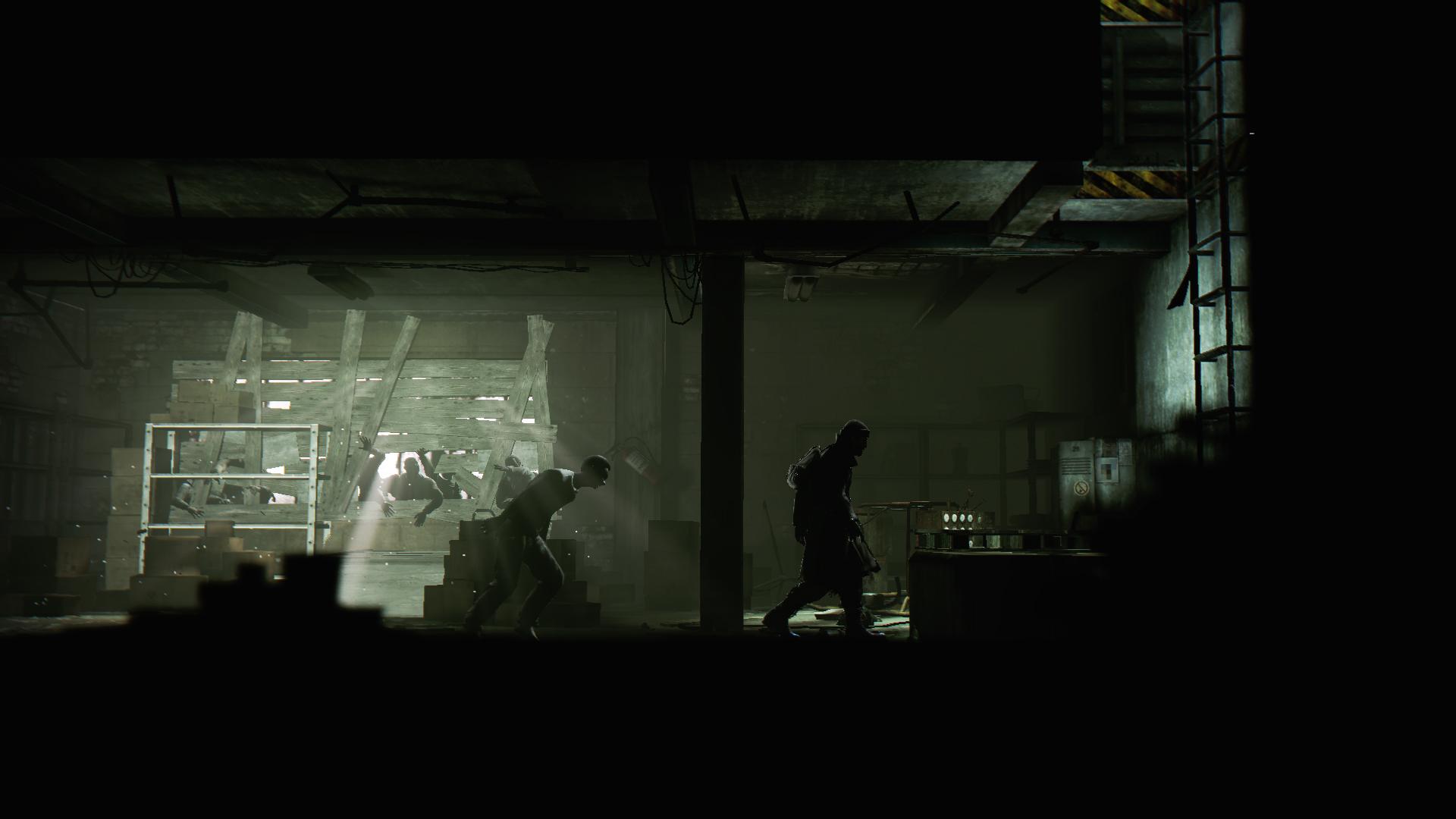 Deadlight: Director's Cut screenshot 1