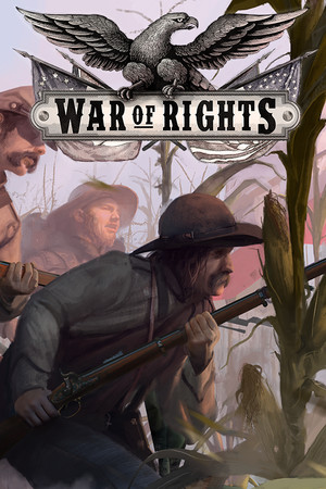 War of Rights poster image on Steam Backlog
