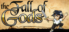 The fall of gods cover art