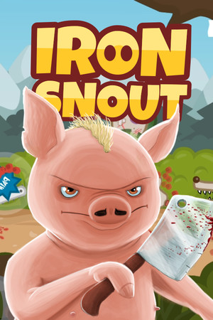 Iron Snout poster image on Steam Backlog