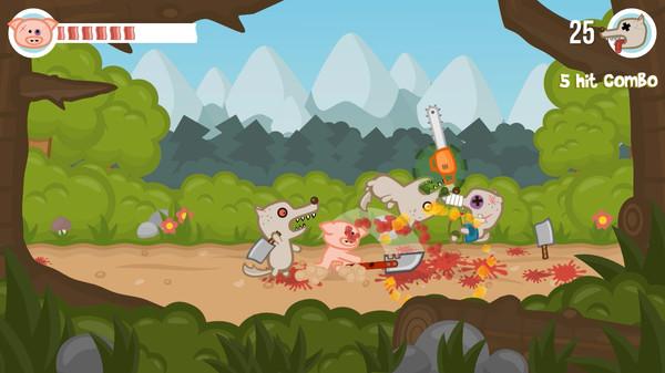 Screenshot of Iron Snout