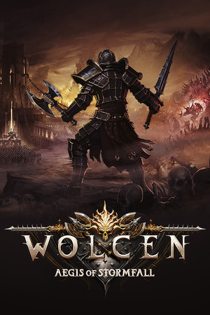 Wolcen: Lords of Mayhem poster image on Steam Backlog