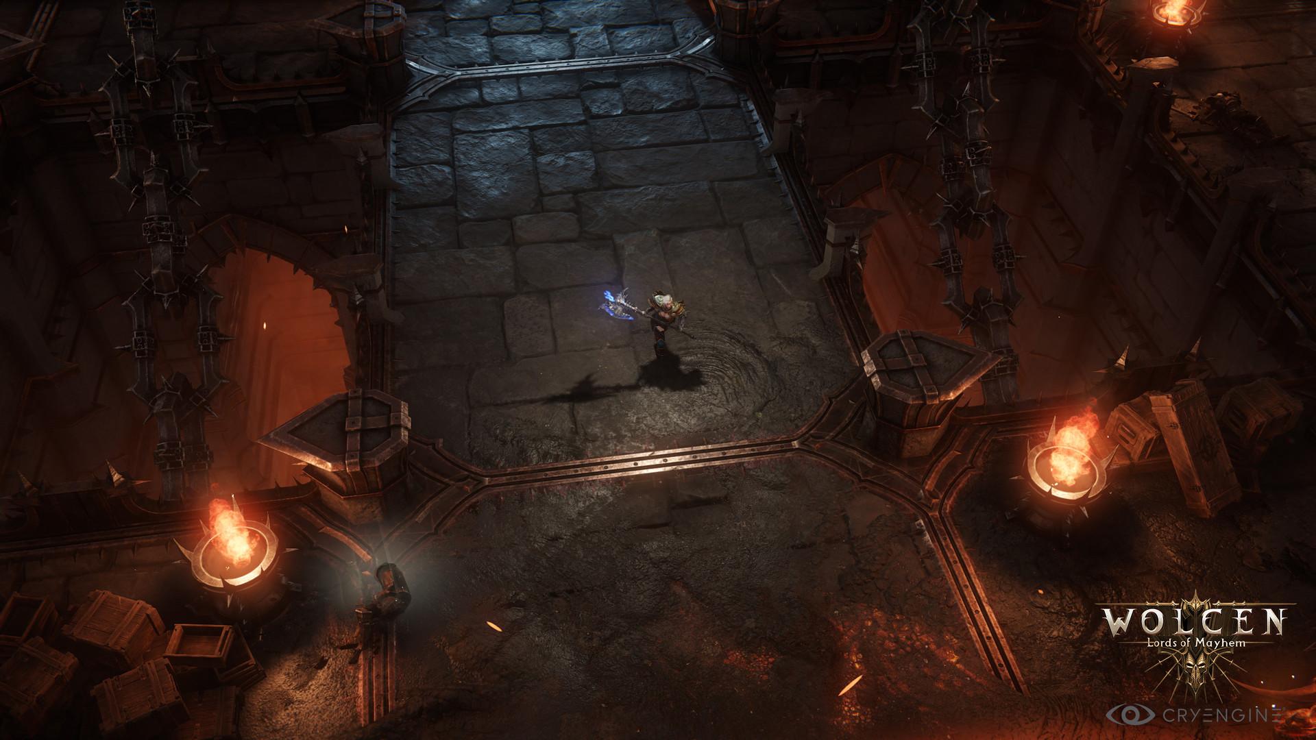 Wolcen: Lords of Mayhem [2020|Rus|Eng|Multi8]