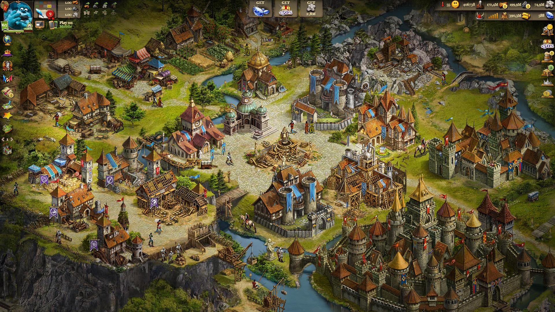 Imperia Game