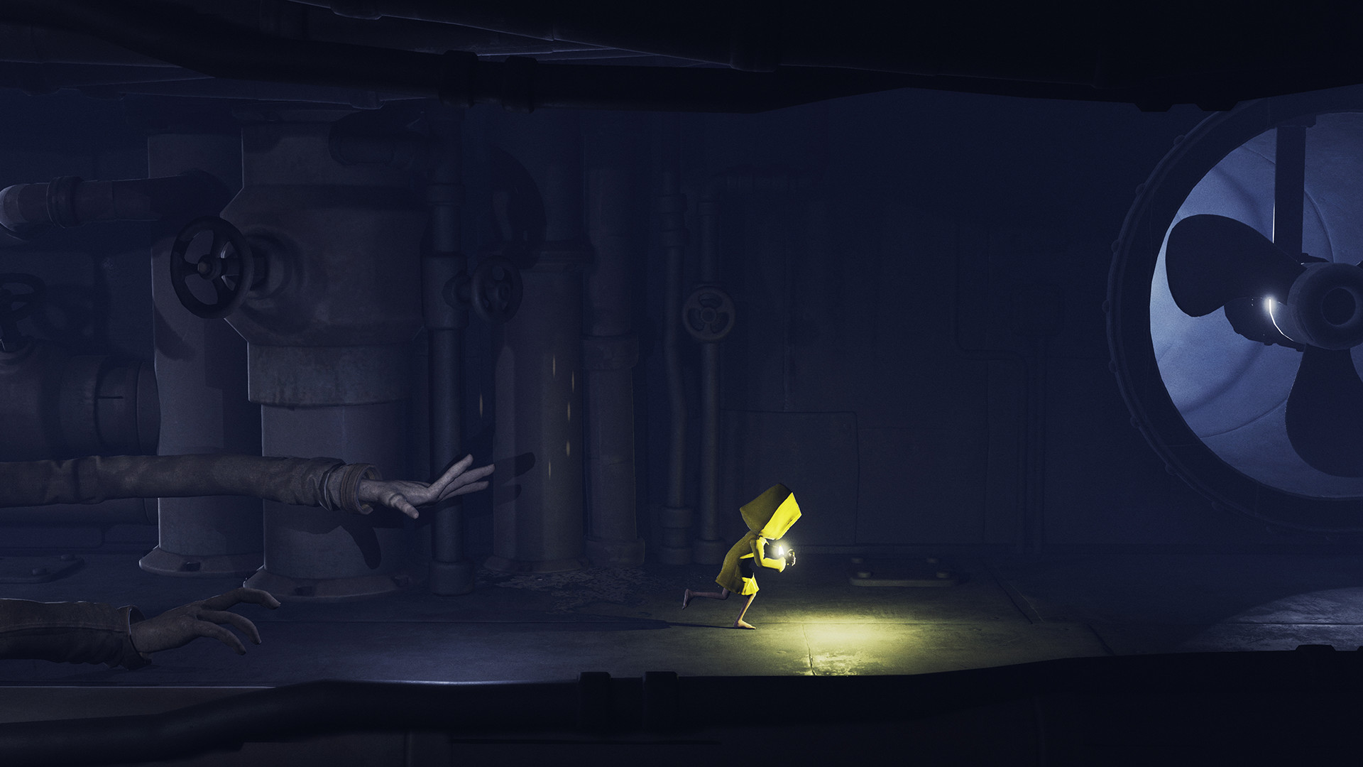 Little Nightmares Screenshot 3