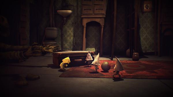 скриншот Little Nightmares 4