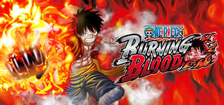 Game Banner One Piece Burning Blood