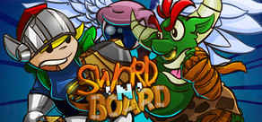 Sword 'N' Board cover art