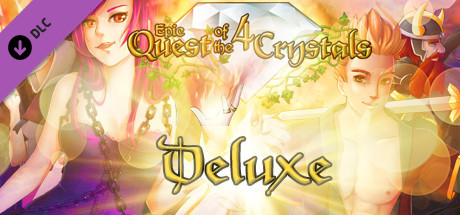 Epic Quest of the 4 Crystals - Deluxe Contents