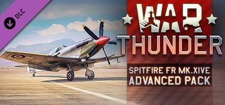 War Thunder - Spitfire FR Mk.XIVe Advanced Pack