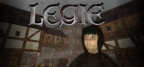 LEGIE cover art