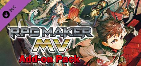 RPG Maker MV - Add-on Pack on Steam