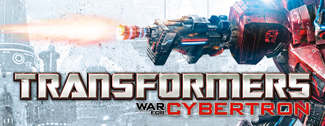 Transformers War For Cybertron PC Free Download