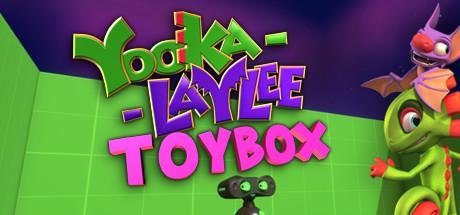 Yooka-Laylee - Toybox