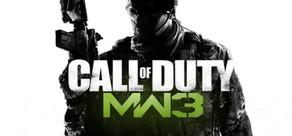 Call of Duty: Modern Warfare 3 cover art