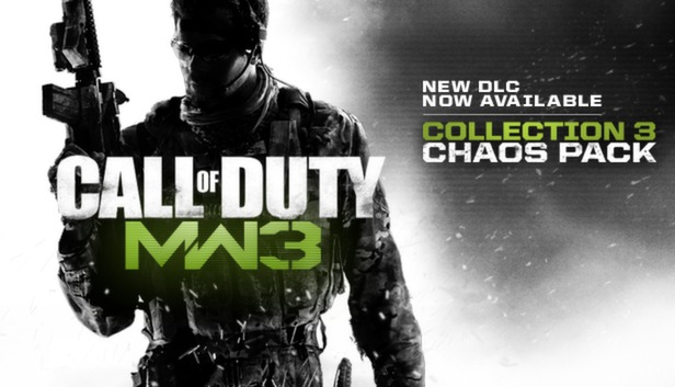 Call Of Duty Modern Warfare 3 Collection 3 Chaos Pack On Steam