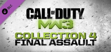 Call of Duty: Modern Warfare 3 Collection 4: Final Assault