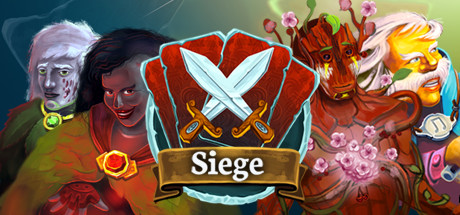 Siege - the card game