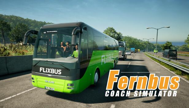 Fernbus Simulator en Steam