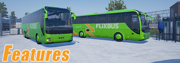 Flixbus Simulator Demo