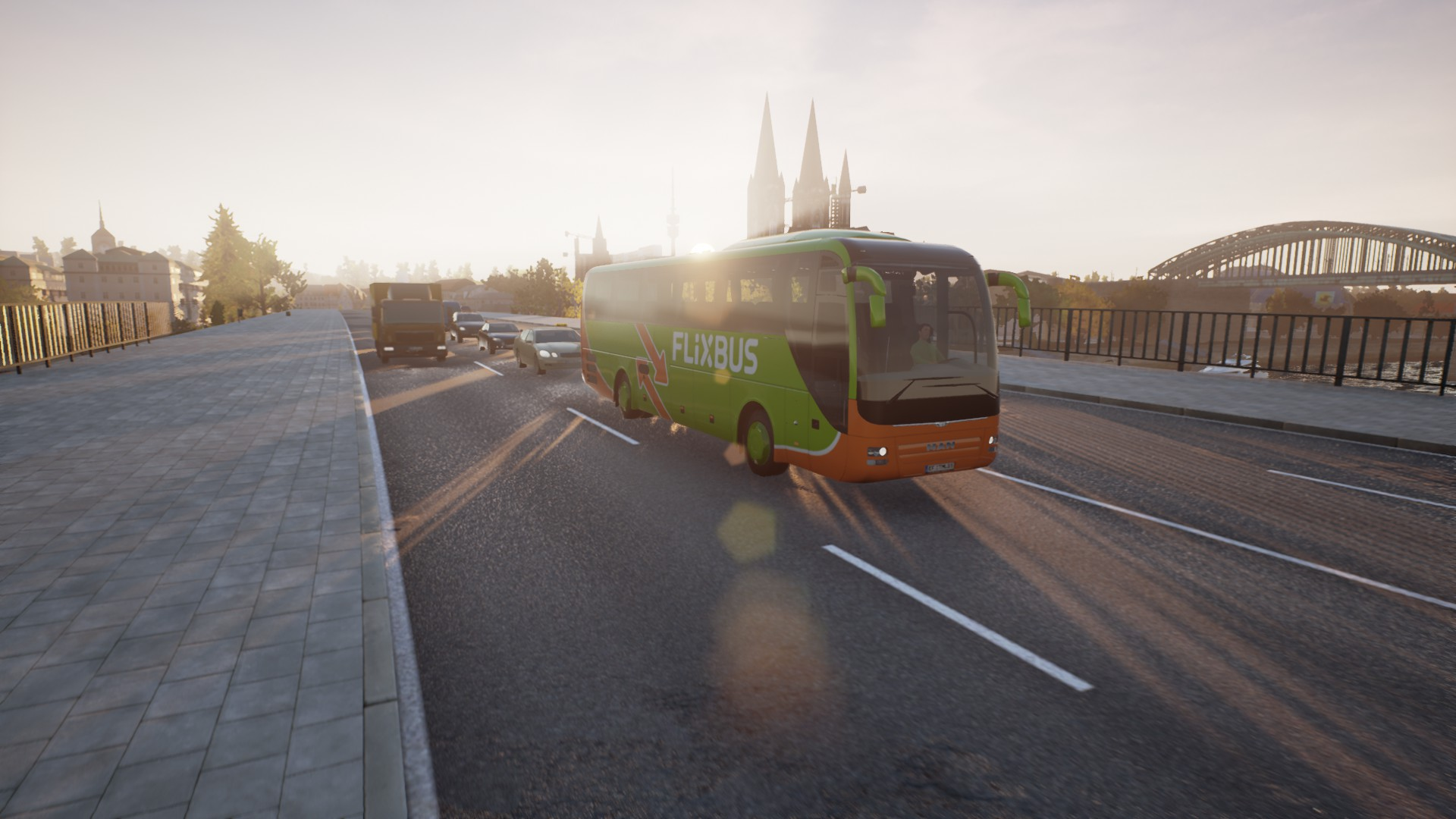 Find the best laptop for Fernbus Simulator