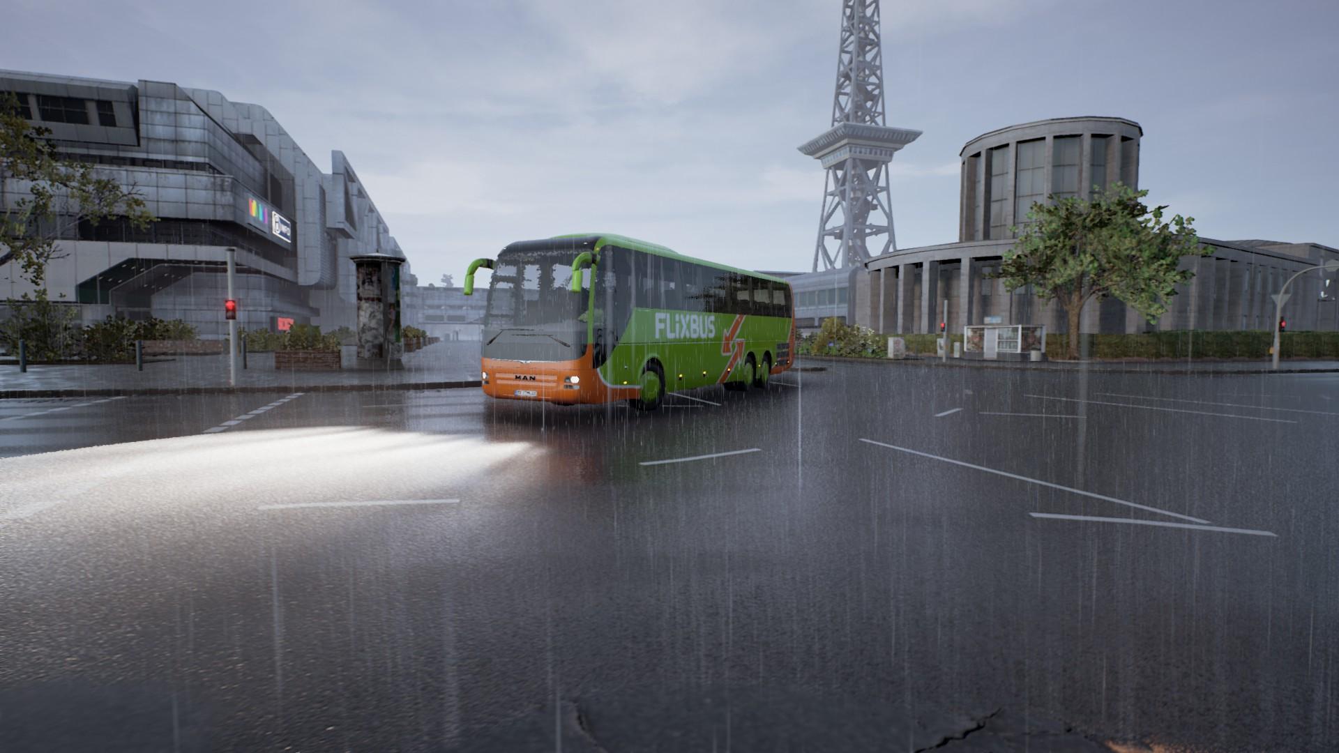 Fernbus Simulator