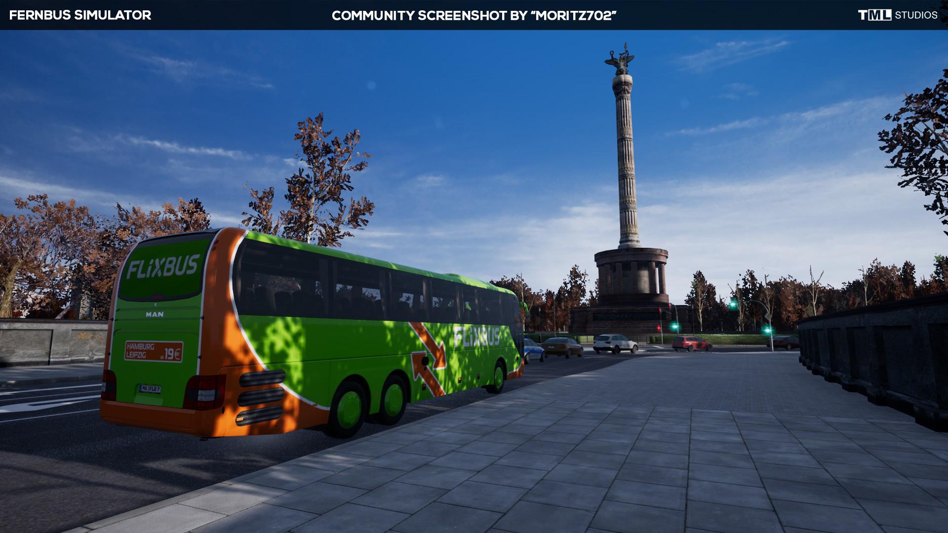 Fernbus simulator ключ