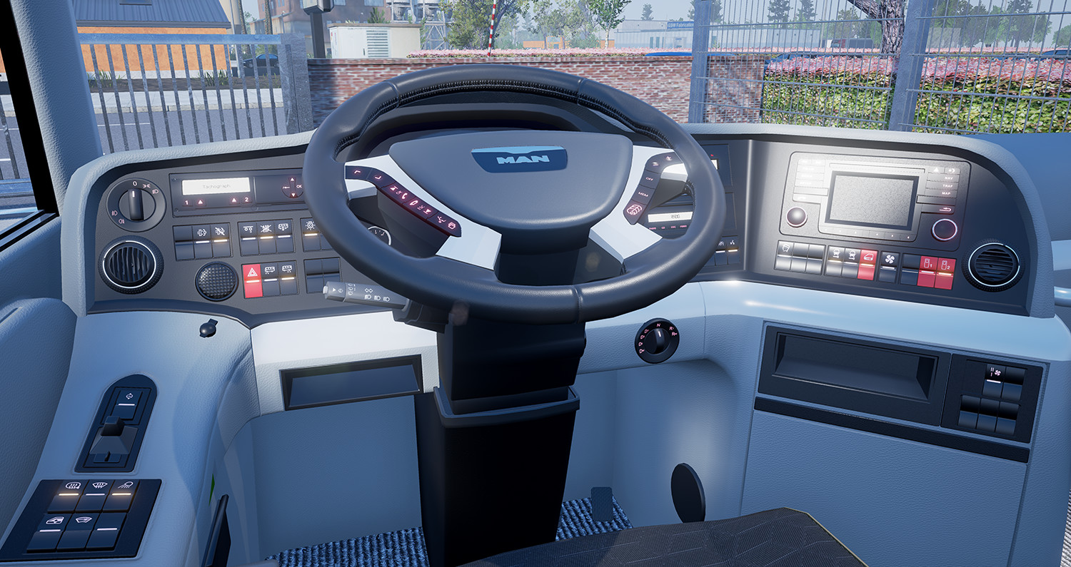 Save 30 On Fernbus Simulator Steam Forum O View Topic Mini Max Wiring With Steering Wheel Push Button