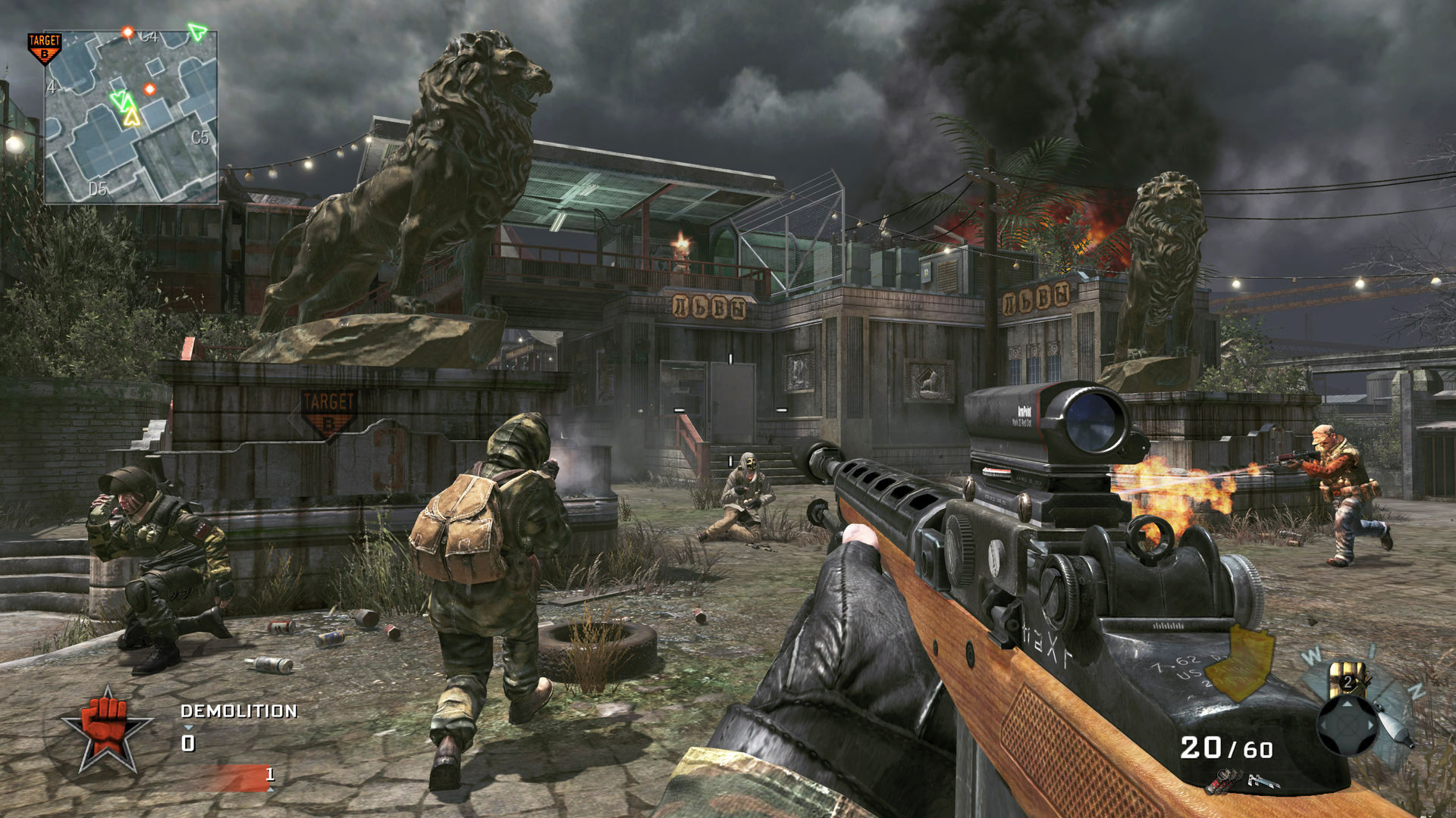 Rumor Call Of Duty 2020 Will Be A Black Ops Reboot Set During